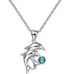 collana originale donna dolphins