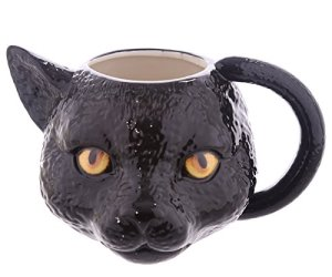 IDEE REGALO ORIGINALI TAZZA GATTO