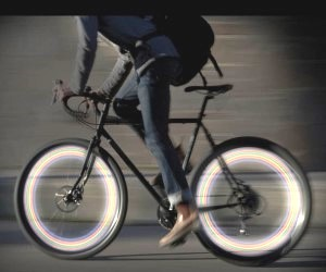 luci led per bici idee regali originali