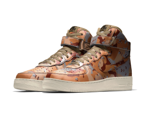 scarpe sportive da donna Nike AIR FORCE 1 HIGH