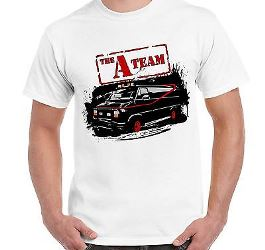 t-shirt uomo originale a team