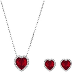 idee regalo originali parure cyndi red set