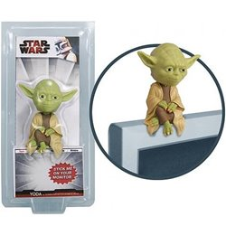 idee regalo originali pupazzetto decorativo per monitor yoda