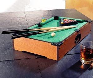 Giochi online originali e intelligenti - Mini biliardo da tavolo ...