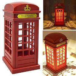 IDEE REGALO ORIGINALI LAMPADA PHONE UK