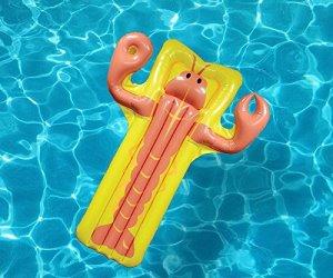 Materassini da mare e piscina originali simpatici divertenti - Materassini per piscina ...