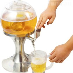 idee regalo originali per la cucina dispenser per birra