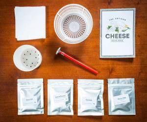 Idee Regalo Originali Per La Cucina Kit Formaggio Fai Da Te