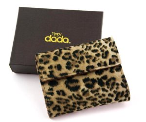 idee regalo originali regali per donna borsellino leopardato