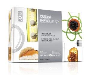 Regali per la cucina esclusivi - Kit cucina molecolare ...