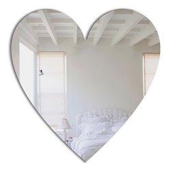 Idee per arredare casa - Specchio a cuore ...