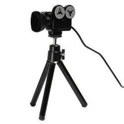 idee regalo originali gadget webcam a forma di cinepresa