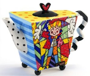 IDEE REGALO ORIGINALI TAZZA ROMERO BRITTO