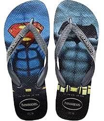 infradito uomo originali HAVAIANS BATMAN SUPERMAN