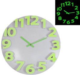 Orologi da parete originali moderni divertenti e simpatici for Idee per orologio da parete