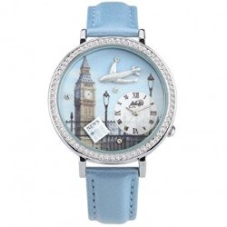 orologio da polso donna london tower