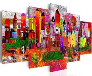 QUADRO CITY OF COLOURS