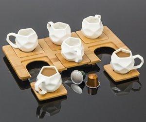 Tazzine da caffe 39 originali simpatiche divertenti e for Amazon oggettistica