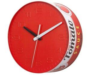 Orologi da parete per cucina originali divertenti e simpatici for Idee per orologio da parete