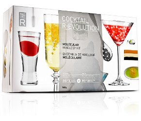 idee regalo originali molecular kit cocktail