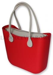 BORSA ORIGINALE COLORS ROSSA DONNA